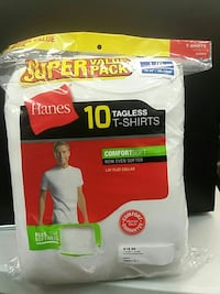 Super value pack 10 tagless t-shirts pack Hagerstown, 21740