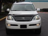 2007 White Lexus GX470 Baltimore