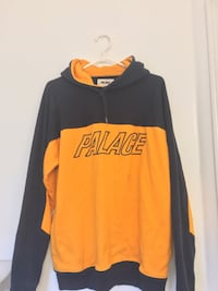 Yellow & Black Palace Pullover Hoodie Barrie, L4M 6S5