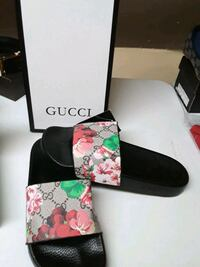 black and red Gucci belt with box Boston, 02110