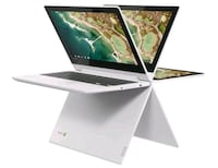 "Lenovo C330 Touchscreen 11"". 4 in 1 Convertible Chromebook Moorhead"