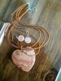 Shell Necklace and earrings Halton Hills, L7G 2T5