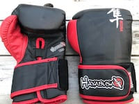 Hayabusa Ikusa boxing gloves LIKe NEW $50 Vancouver, V5R 5J4