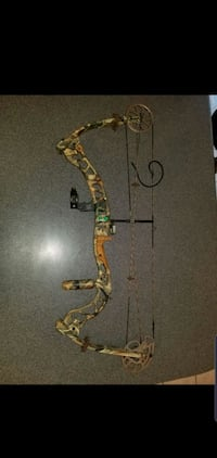 techunter compound bow. 198 obo need gone Martinsburg