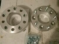 Wheel spacers new 5x135 to 5x5.5 Langley, V3A 7T3