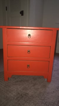 nightstand - 3 drawers  Kensington, 20895