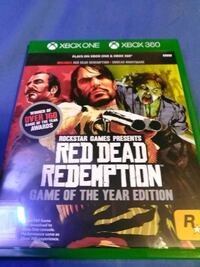 Red Dead Redemption game of the year edition Huber Heights, 45424