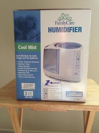 Family Care Humidifier. 3 Gallon Output Per Day. Gently Used Oklahoma City, 73120