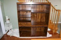 TV Stand - Bookshelf - Entertainment Unit