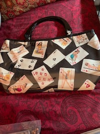 Unique Vintage collectors bag pin up girls Las Vegas, 89119