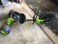 toddler's green and black trike Poolesville, 20837