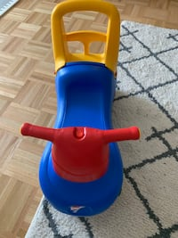 Little tikes push and ride racer/baby scooter  New York, 10128