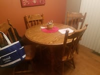 MOVING SALE *Dining room table* HANOVER