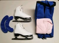 Dominion Ice Skates with Blade Covers, Bag and Tow 19 km