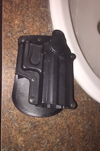 Gun holder was used in my truck not for ur side