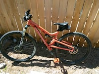 2014 Santa Cruz Superlight29 Mountain Bike Santa Fe, 87505