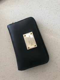Michael Kors class Black and gold Wallet Toronto, M5A 0C7