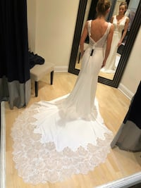 Wedding dress size 2 with tags by enzoani Reisterstown, 21136