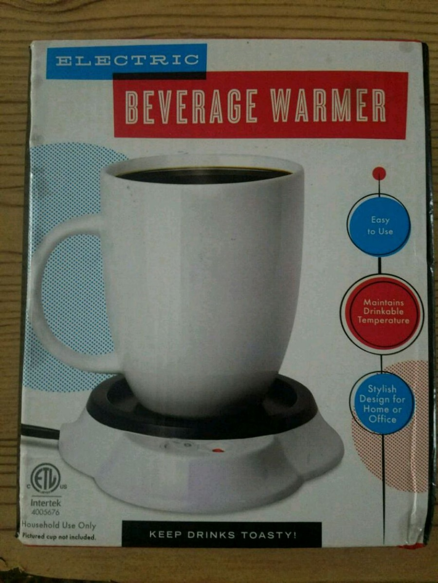 Photo Beverage warmer - never used