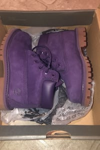 Toddlers Timberland Boots size 8.