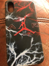 brand new case for iPhone X... AIR jordan  Toronto, M4H 1J5