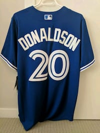 Blue Jays Josh Donaldson Jersey Size Medium  Surrey, V4N 5X4