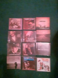 CD's for sale, 10.00 for all, or make an offer