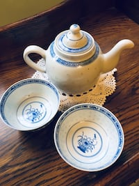 Chinese Tea Set Chesterfield, 23832