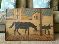 Plank Wall Art by Degroot 2×3 ft. Fresno, 93722