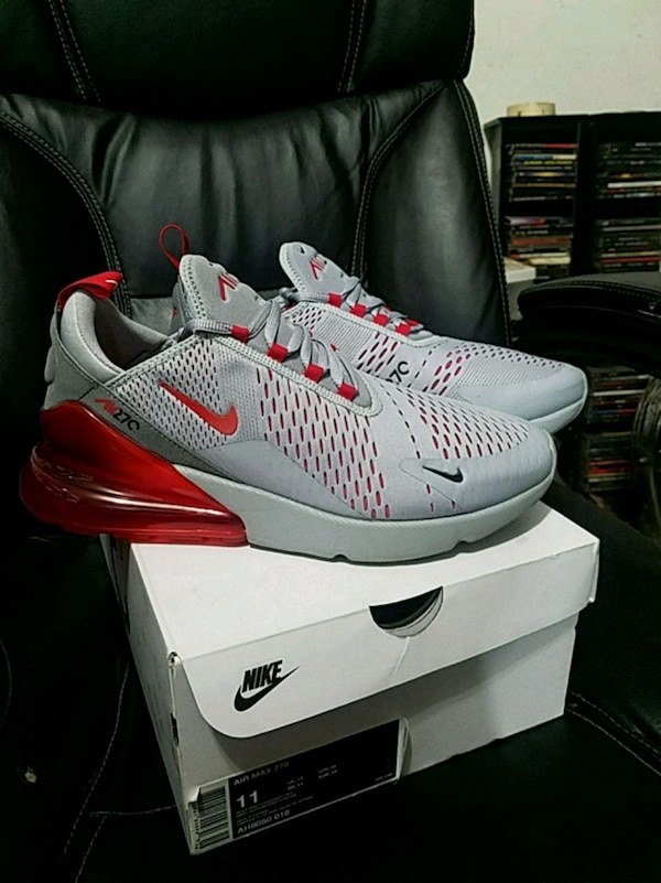info for d4cf5 9b56f Nike AirMax 270s Brand New