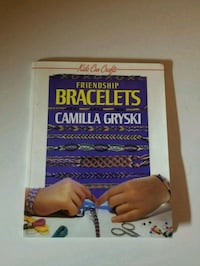 Friendship bracelet book  Smithsburg, 21783