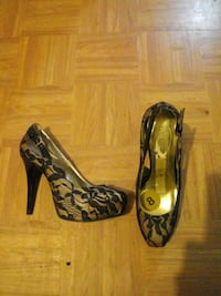 Guess heels Houston, 77007