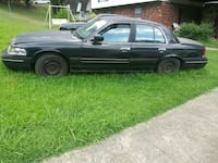 Ford - Crown Victoria - 1999