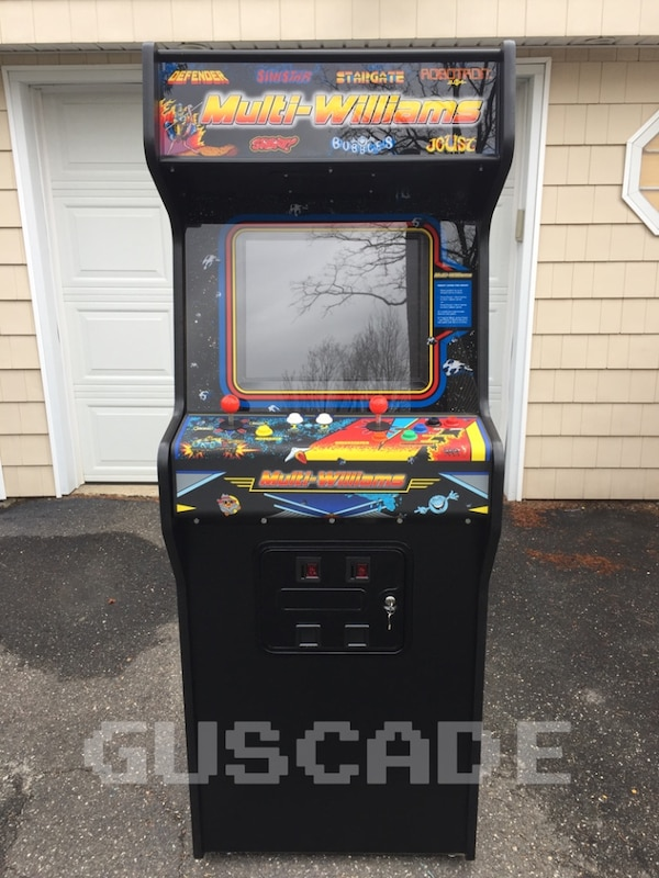 ghouls and ghosts arcade machine