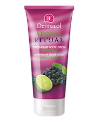 Deramcol Aroma Ritual Stress Relief Body Lotion-Grape & Lime - 200ml Innisfil