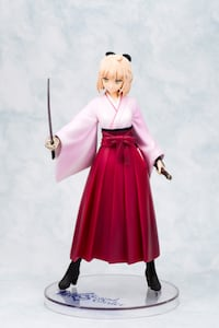 Fate/Grand Order - Okita Souji - Anime Figure - Saber  559 km