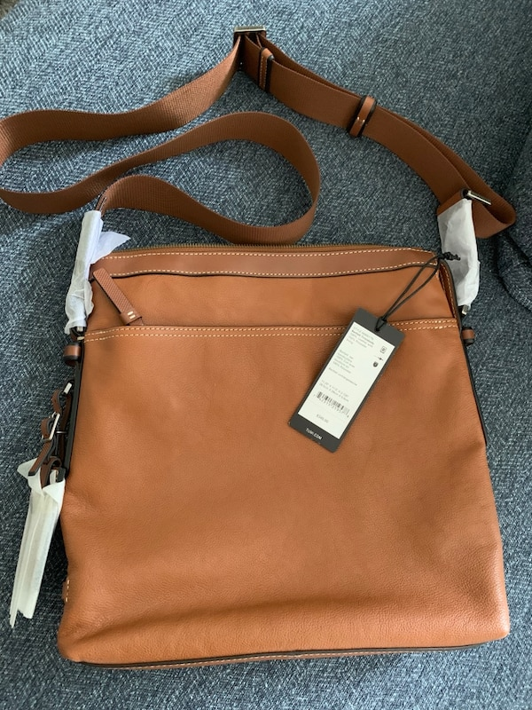 buying new clients first discount collection Tumi Mission Bartlett Crossbody Leather Messenger Bag