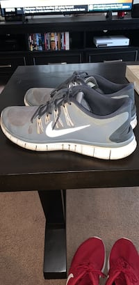 Men's Nike free run size 11.5 Seymour, 37865