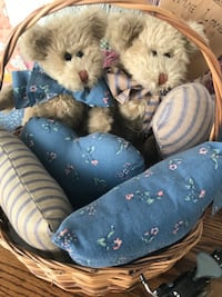 Bears In Basket