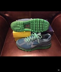 Men's PreOwned Nike Air Max 2k13 Size 8.5