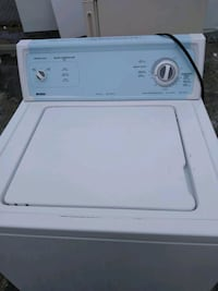 Whirlpool heavy duty washer works good 6 month warranty Washington