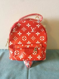 Red Leather UA LV Bag London, N6K 3N1