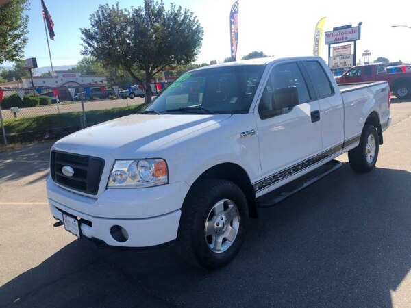 Used 2007 Ford F 150 Stx 4dr Supercab 4wd Styleside 6 5ft Sb For