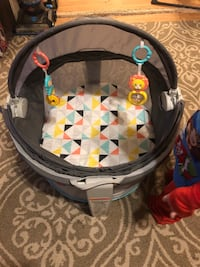 Fisher Price on the go dome