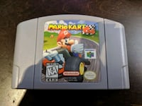 Nintendo 64 Mario Kart game cartridge Kitchener, N2A 3T7
