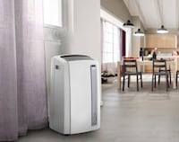 New never used / DeLonghi PACAN270G1W 500 Sq. ft. Portable Air Conditioner Indianapolis, 46226