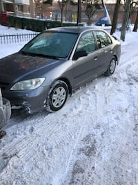 2004 Honda Civic DX Montreal