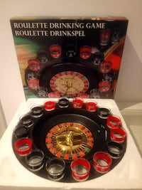 ruleta drinking game Valencia