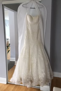 Wedding dress maggie sottero negociable