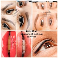 Permanent makeup promotion Toronto